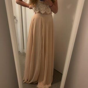 BHLDN Maxi Skirt